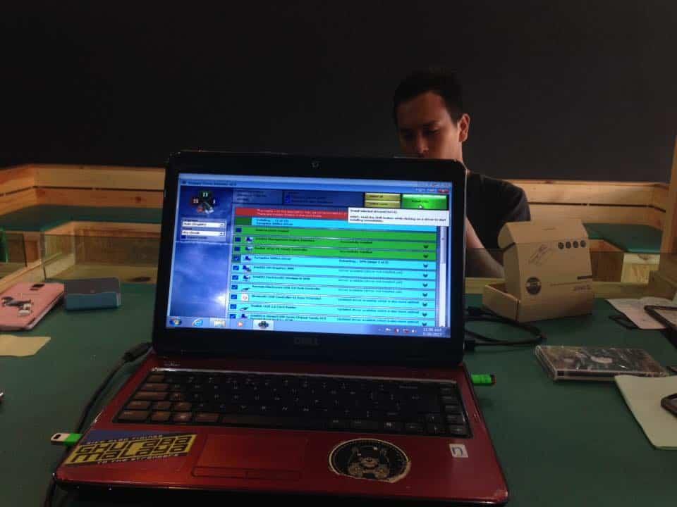 Format Dan Servis Laptop Face To Face Bangi & Kajang
