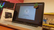 Apple Macbook Pro Upgrade SSD 250 Samsung EVO 850