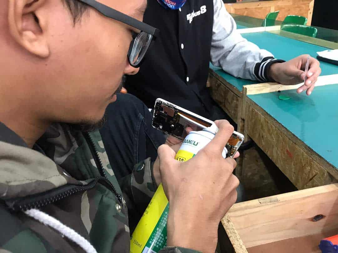Repair LCD Android VIVO V3 Max