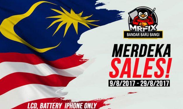 Merdeka Sale 2017 !!!!