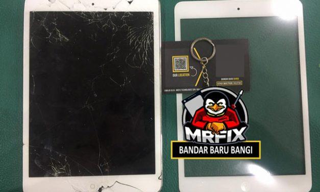 Touch Screen IPad Mini 1 berderai