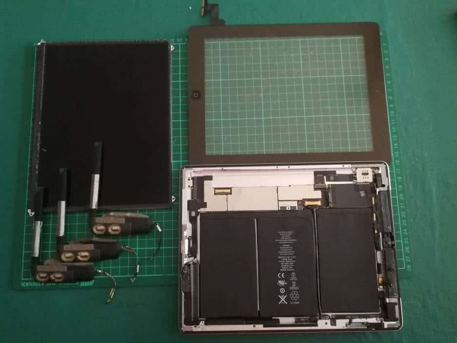 Repair iPad 2 Buzzer Bangi