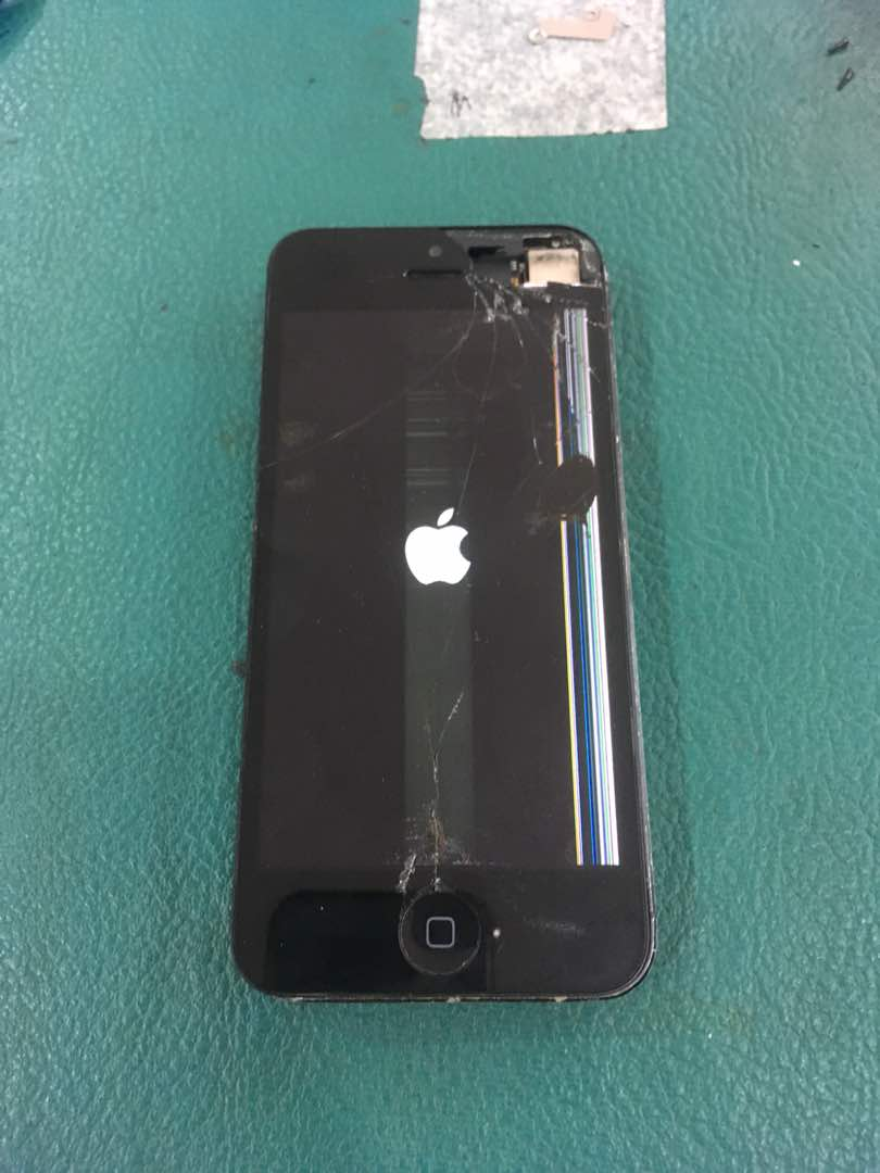 Repair LCD iPhone 5 Murah Kajang