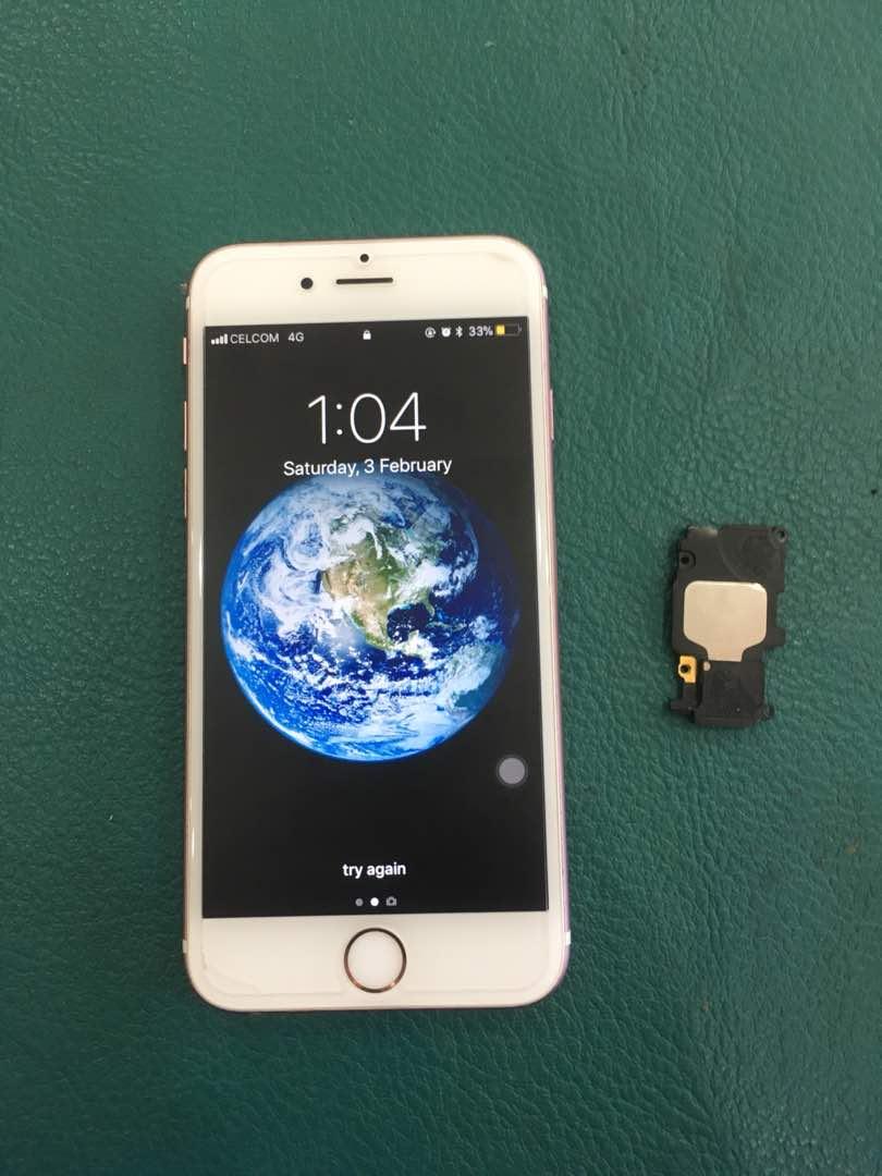 iPhone 6s Speaker Muzik Tak dengar – Kajang