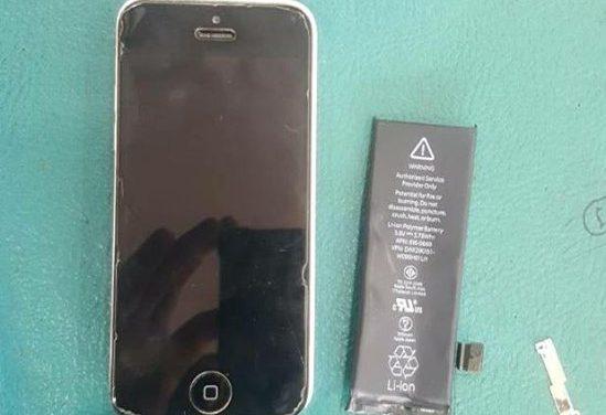 Repair Battery Iphone 5c