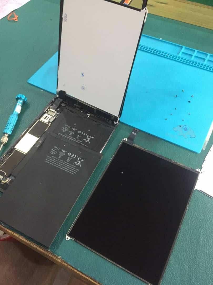Repair iPad Mini LCD – Kajang Bangi Putrajaya
