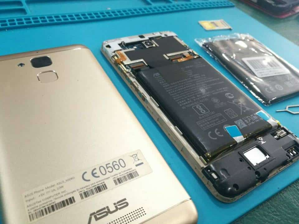 Repair Battery Asus Zenfone 3 Max