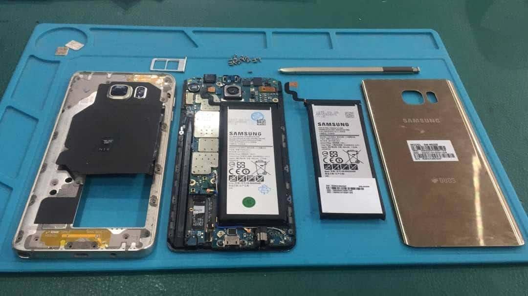 Repair Battery Samsung Duos
