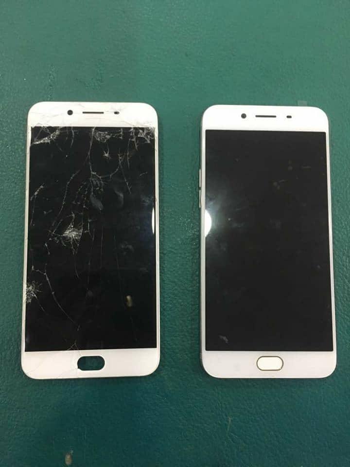 Repair LCD Oppo R9S