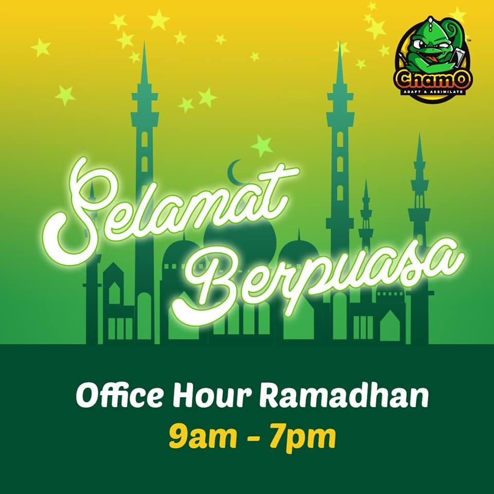 Waktu Operasi di Bulan Ramadhan