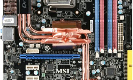 KOMPONEN MOTHERBOARD PADA PC & LAPTOP