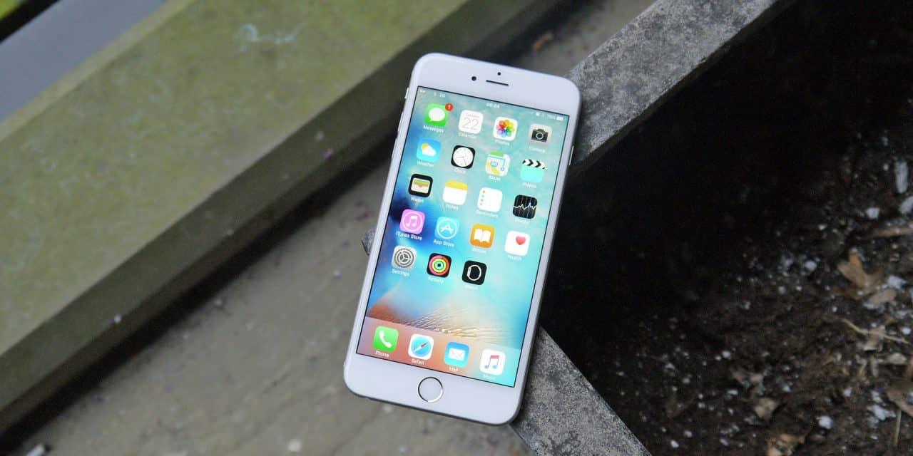 Penukaran bateri iPhone 6S Plus