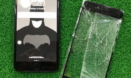 Penukaran Glass Iphone 7 plus