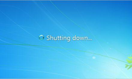 Kenapa kita perlu shutdown Properly pada Laptop/Komputer anda?